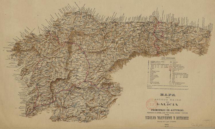 Antiguo Reino de Galicia