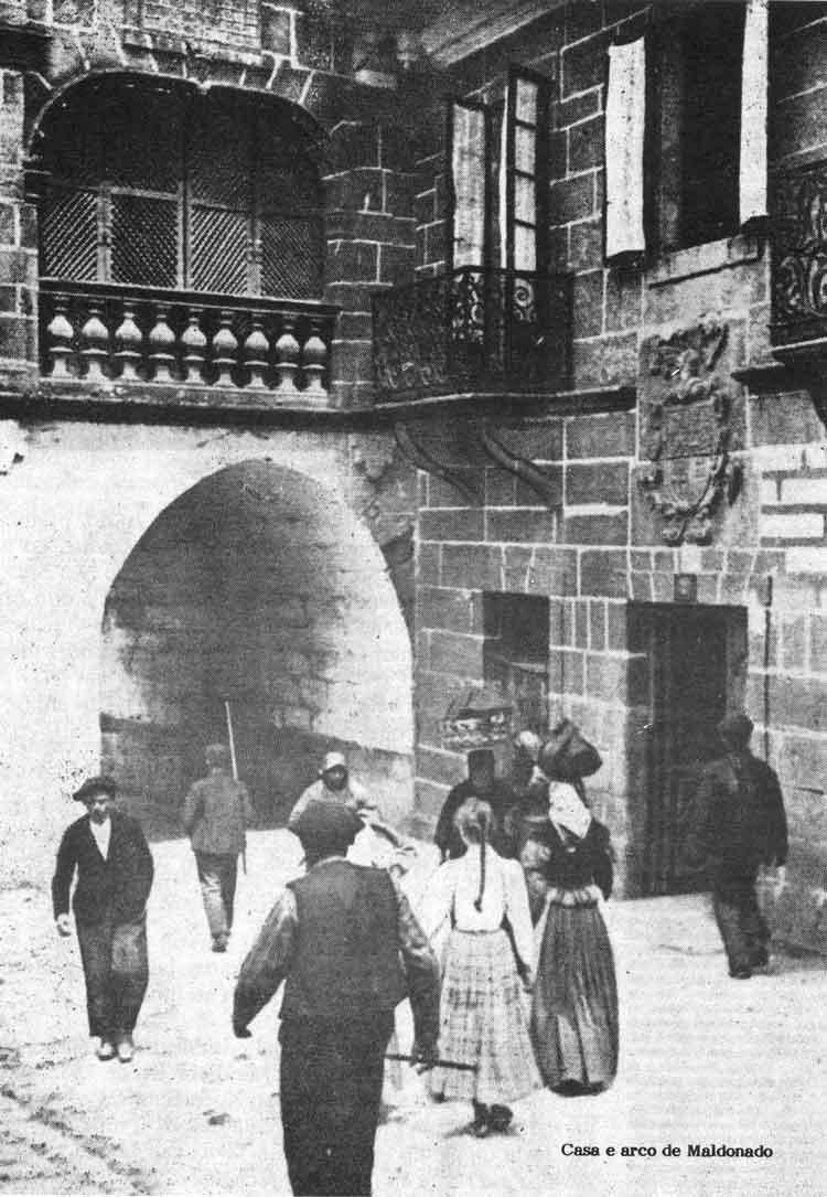 Arco de Maldonado