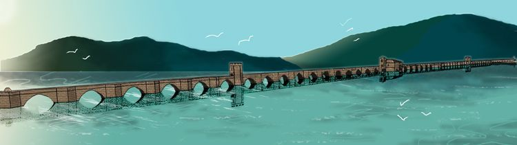 Puente medieval Pontedeume