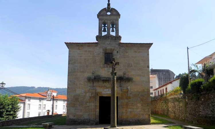 Iglesia de las Virtudes Pontedeume